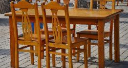 дерев'яні меблі