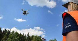 Stora Enso drones