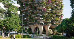 Koichi Takada Architects - Urban Forest